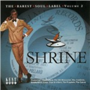 CD Shrine. The Rarest Soul Label vol.2