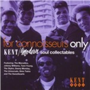 CD For Connoisseurs Only