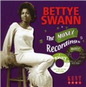 CD The Money Recordings di Bettye Swann