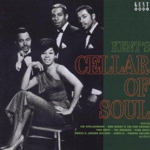 CD Kent's Cellar of Soul
