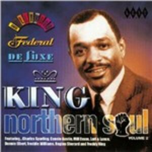 Foto Cover di King of Northern Soul vol.2, CD di  prodotto da Kent