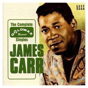 CD Compllete Goldwax Singles di James Carr