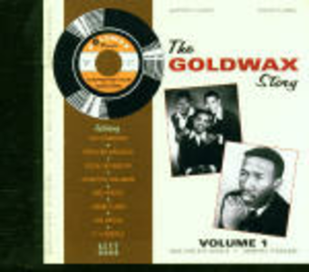 CD The Goldwax Story vol.1