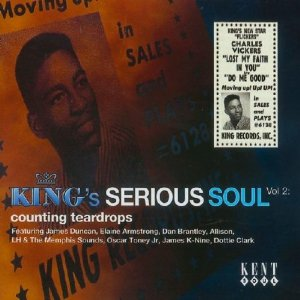 CD King Serious Soul vol.2: Counting Teardrops