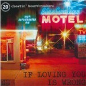 CD 20 Cheatin' Heartbreakers