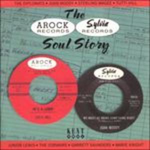 CD Arock & Sylvia Soul Story