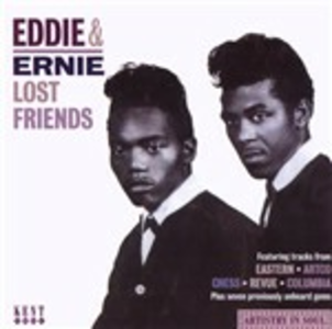 CD Lost Friends di Eddie & Ernie