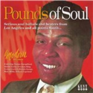 CD Pounds of Soul