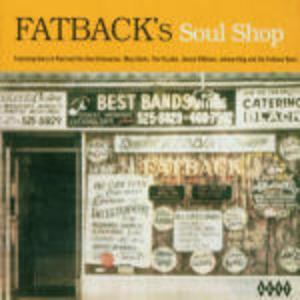 CD Fatback's Soul Shop
