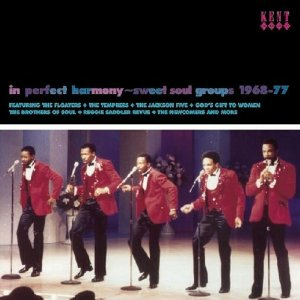 CD Sweet Soul Groups '68-'77