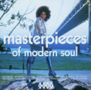 CD Masterpieces of Modern Soul