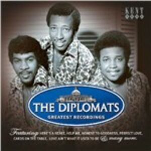 CD Greatest Recordings di Diplomats