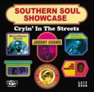 CD Southern Soul Showcase  0