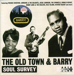 Foto Cover di Old Town & Barry Soul, CD di  prodotto da Kent