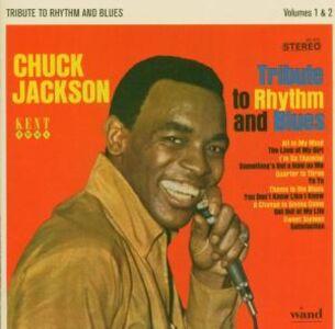 Foto Cover di Tribute to Rhythm & Blues, CD di Chuck Jackson, prodotto da Kent