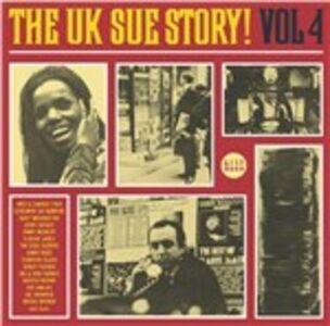 CD UK Sue Label Story vol.4