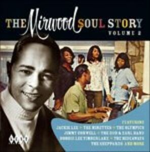 CD Mirwood Soul Story 2