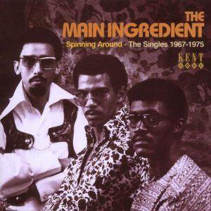 CD Spinning Around '67-'75 di Main Ingredient