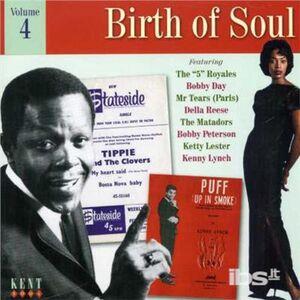 Foto Cover di Birth of Soul vol.4, CD di  prodotto da Kent