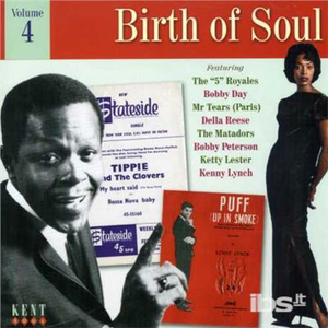 CD Birth of Soul vol.4