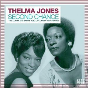CD Second Chance di Thelma Jones