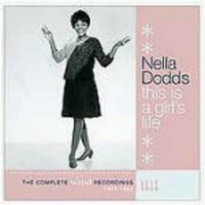 CD This Is a Girl's Life. The Complete Wand Recordings 1945–1965 di Nella Dodds