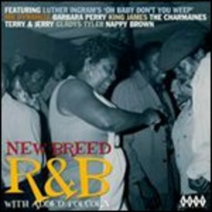 CD New Breed R&B with Added Pop Corn
