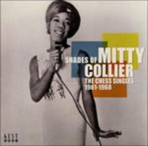 CD Shades of Mitty Collier di Mitty Collier 0