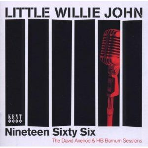 CD Nineteen Sixty Six di Little Willie John