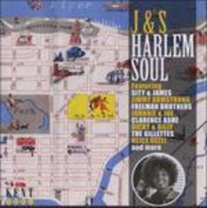 CD J &'s Harlem Soul  0