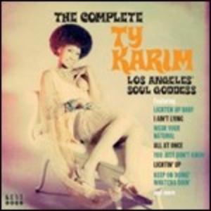 CD The Complete Ty Karim di Ty Karim