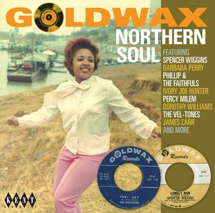 CD Goldwax. Northern Soul