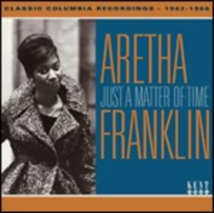 CD Just a Matter of Time di Aretha Franklin