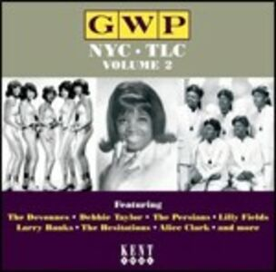 Foto Cover di GWP NYC-TLC vol.2, CD di  prodotto da Kent