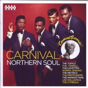 Foto Cover di Carnival Northern Soul, CD di  prodotto da Kent