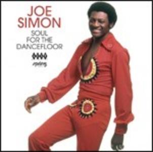 CD Soul for the Dancefloor di Joe Simon