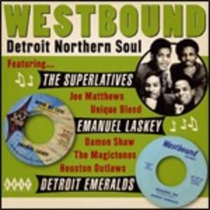 CD Westbound Detroit Northern Soul