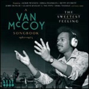 CD The Sweetest Feeling. A Van McCoy Songbook 1962-1973