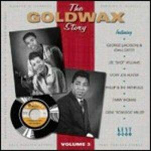 CD The Goldwax Story vol.3