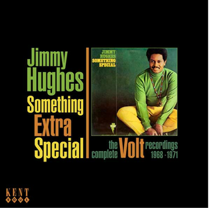 CD Something Extra Special di Jimmy Hughes