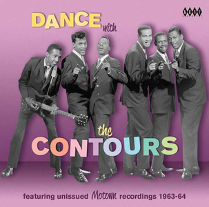 CD Dance with the Contours di Contours