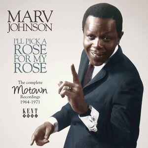 CD I'll Pick a Rose for My Rose di Marv Johnson