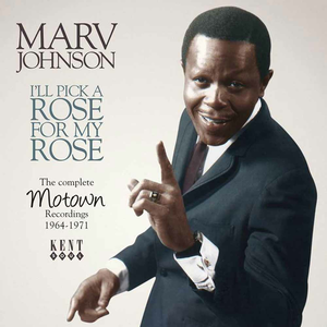 CD I'll Pick a Rose for My Rose di Marv Johnson