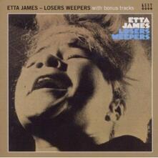 Losers Weepers ( + Bonus Tracks) - CD Audio di Etta James