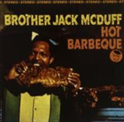 Hot Barbeque - Vinile LP di Jack McDuff