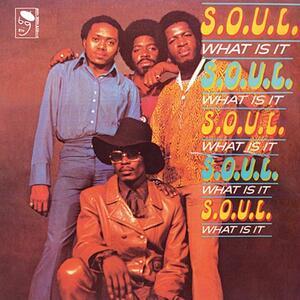 Soul What Is it - Vinile LP di SOUL