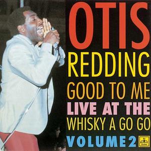 Vinile Good to Me Otis Redding