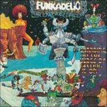 Standing on the Verge of - Vinile LP di Funkadelic