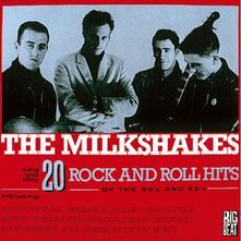 20 Rock and Roll Hits - Vinile LP di Milkshakes