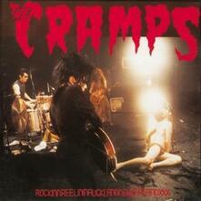 Rockinnreelininaucklandnewzealandxxx - Vinile LP di Cramps